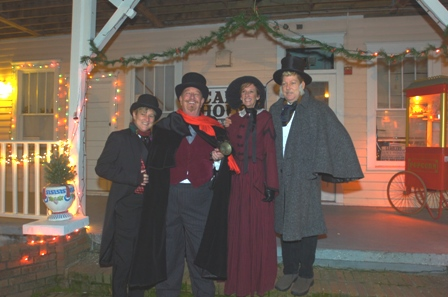 7th Annual Christmas Caroling Trolley