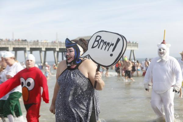 19th Annual Tybee Polar Plunge